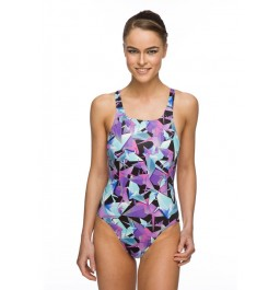 Maru Origami Pacer Vault Back Swimsuit