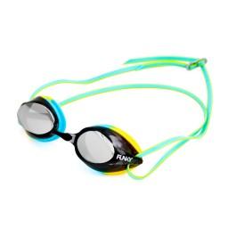 Funky Whirlpool Mirrored Training Machine Goggle