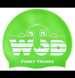 Funky Trunks WOD Silicone Swim Cap