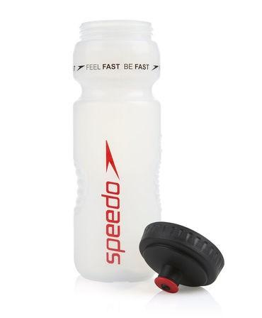 Speedo Water Bottle 800ml Red