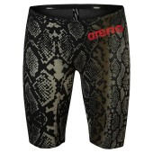 Arena Carbon Air² Limited Edition Black Python Jammer