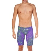 Arena Mens Powerskin ST 2.0 Limited Edition Jammer - Storm Pink & Green