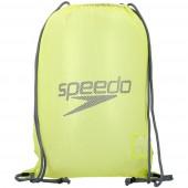 Speedo Mesh Equipment Bag - Green/Grey