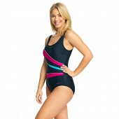 Zoggs Havana Poolside Casuarina Scoopback Swimsuit