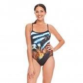 Zoggs Women's Tigress Starback Swimming Costume