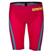 Arena Powerskin Carbon Flex VX Jammer - Red/Turquoise