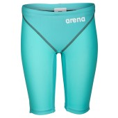 Arena Junior Powerskin ST 2.0 Jammers - Aquamarine