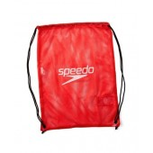 Speedo Mesh Equipment Bag - Red