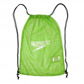 Speedo Mesh Equipment Bag - Green