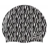 Speedo Slogan Print Cap - Black/White