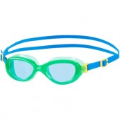 Speedo Futura Classic Junior Goggles - Green/Blue