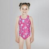 Speedo Seasquad Allover Swimsuit
