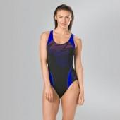 Speedo Boom Placement Racerback Swimsuit