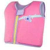 Speedo Koala Printed Float Vest - Pink/Blue