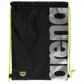 Arena Black / Yellow Fast Swim Bag