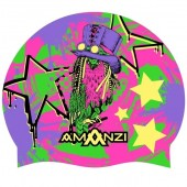 Amanzi What A Hoot! Swim Cap