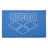 Arena Pool Smart Microfibre Towel - Royal/White