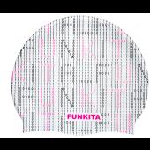 Funkita Binary Babe Silicone Swim Cap