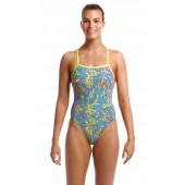 Funkita Womens Leave Me Tie Me Tight One Piece