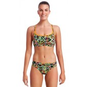 Funkita Womens Strapped In Ladies Sports two piece