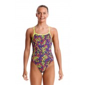 Funkita Girls The Fall Single Strap One Piece
