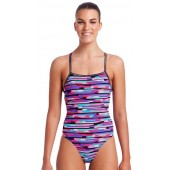 Funkita Womens Mesh Mash Strapped In One Piece
