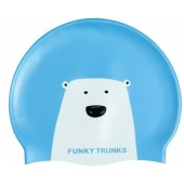 Funky Trunks Bear Grills Silicone caps