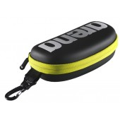 Arena Goggle Case - Black / Silver / Fluo Yellow