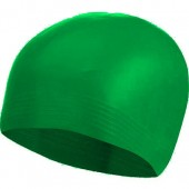 Plain Latex Swim Cap