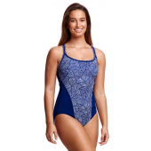 Funkita Womens Huntsman Locked In Lucy One Piece