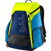 TYR Alliance Team Backpack 30L Blue/Green