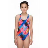 Maru Girls Woven Pacer Rave Back