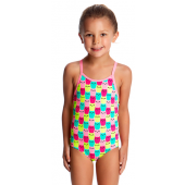 Funkita Toddler Minty Mittens One Piece