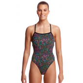 Funkita Womens Poison Pop Strapped In One Piece
