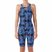 Arena Womens Powerskin ST 2.0 Limited Edition Kneesuit - Turquoise/Orange