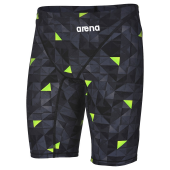 Arena Mens Powerskin ST 2.0 Limited Edition Jammer - Black/Yellow