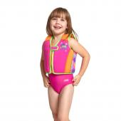 Zoggs Sea Unicorn Swimsure Jacket - Pink