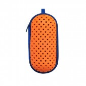 Swans Goggle Case - Orange