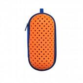 Swans Goggle Case - Orange