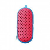 Swans Goggle Case - Pink/Blue