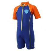 Speedo Hot Tot Suit Blue/Orange