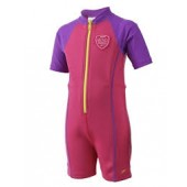 Speedo Hot Tot Suit Pink/Purple