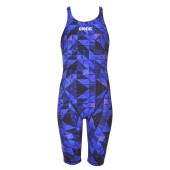 Arena Girls Powerskin ST 2.0 Limited Edition Kneesuit - Navy/Pink