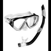 U.S. Divers Napali / Seabreeze Snorkel Combo