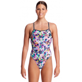 Funkita Womens Water Garden Strapped In One Piece