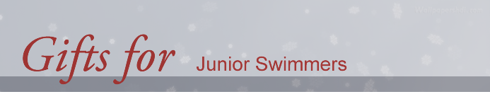 Christmas Gifts for Junior Swimmers
