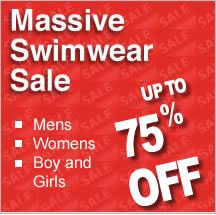 Massive Swimwear Sale.